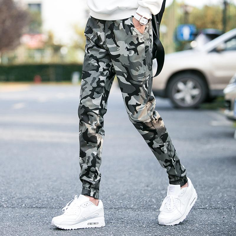 31cbabeae81e2 2019 2018 New Brand Army Camouflage Cargo Pants Plus Size Multi Pocket  Overalls Casual Baggy Camouflage Trousers Men 5XL From Yolkice, $44.79 |  DHgate.Com