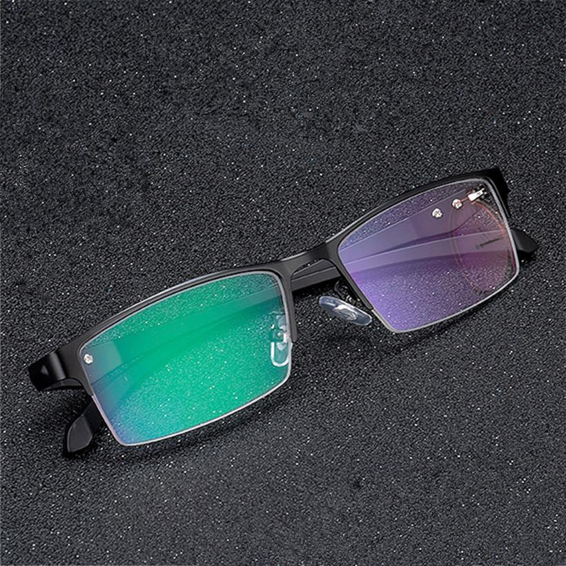 2c2e742871 2019 NYWOOH Alloy Glasses Frame Men TR90 Business Optical Eyeglasses Frames  Full Rim Half Rim Spectacles From Marquesechriss