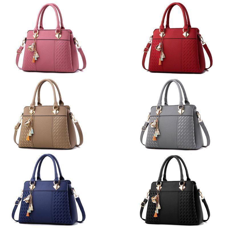 8a7fa3668d9a NoEnName Null High Quality Shoulder Bag New Women Tassel Bags Purse  Shoulder Handbag Tote Messenger Hobo Satchel Bag Crossbody Hobo Handbags  Italian Leather ...
