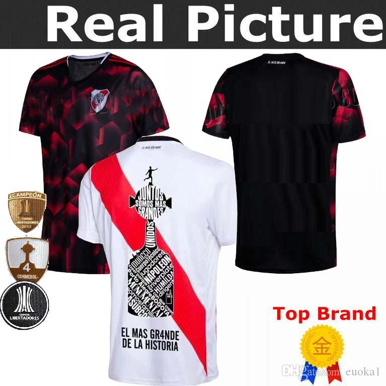 Best Chinese Jersey Site 2020 2019 River Plate TOP Best Quality 2019 2020 Home Soccer Jersey