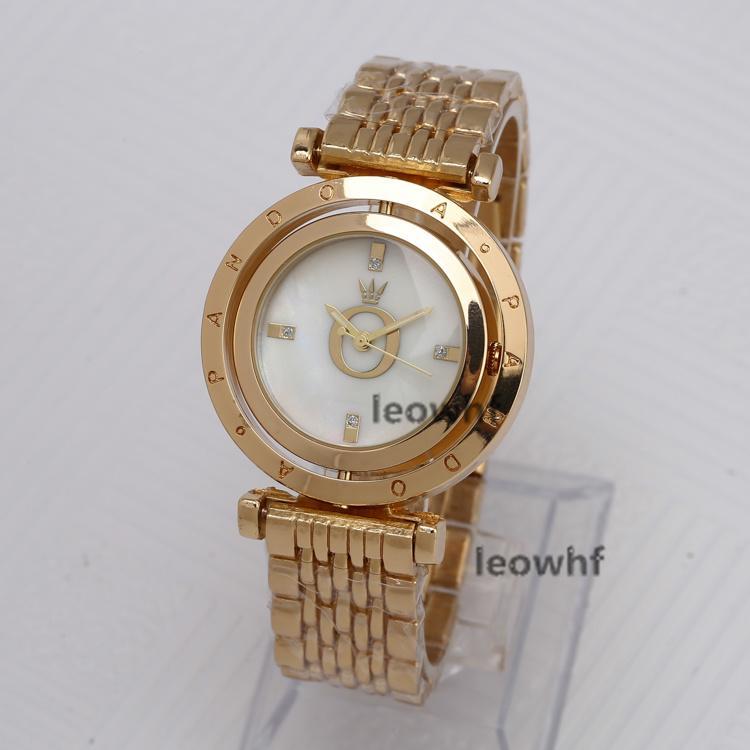 82ed400367be 2019 Famoso diseño Moda Hombres Gran Reloj Oro plata Acero inoxidable  Relojes de cuarzo de alta calidad para hombre Reloj de hombre de negocios  reloj ...