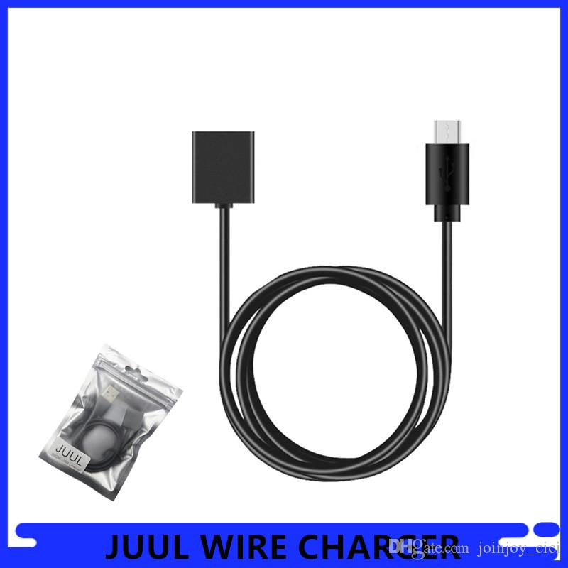 Factory Wholesale Magnet JUUL USB Charger Charging Cable For