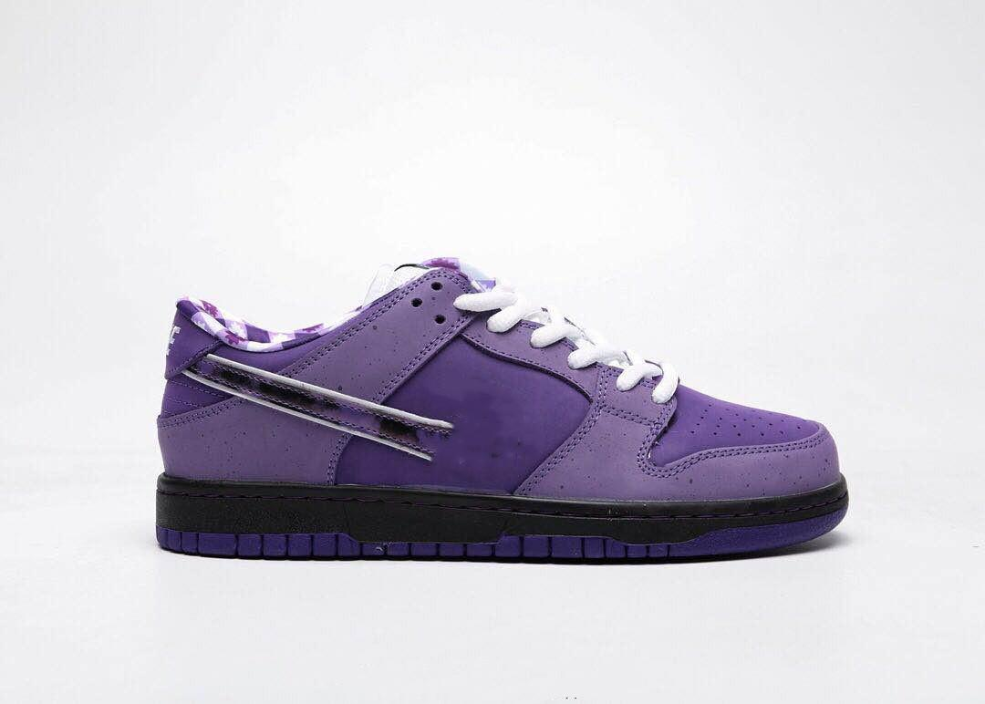 timeless design be842 3eef9 Purple Lobster WMNS Concepts SB DUNK Low PRO OG QS Basketball Shoes  Designer Sneakers Fashion Casual Skateboard Shoe With Box