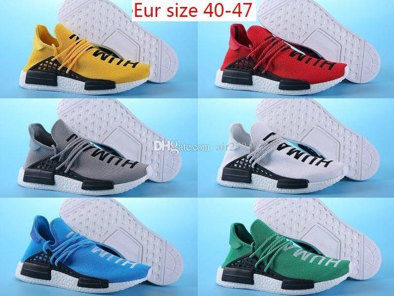 info for 7e695 9c4e6 2018 new summer sock human race huarache Men Women ALL White Black casual  outdoor run sneakers shoes US 12 eur 36-47