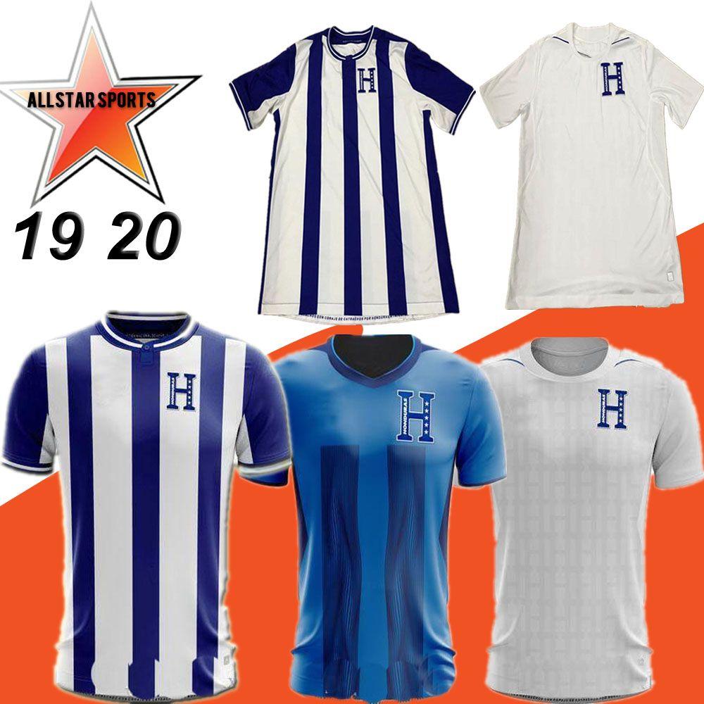 b453fbe6b81 2019 2019 Honduras Home Soccer Jerseys 19 20 Honduras Away  9 Lozano  12  Quioto Soccer Shirt National Team Third Away Football Uniforms From  All star sports ...