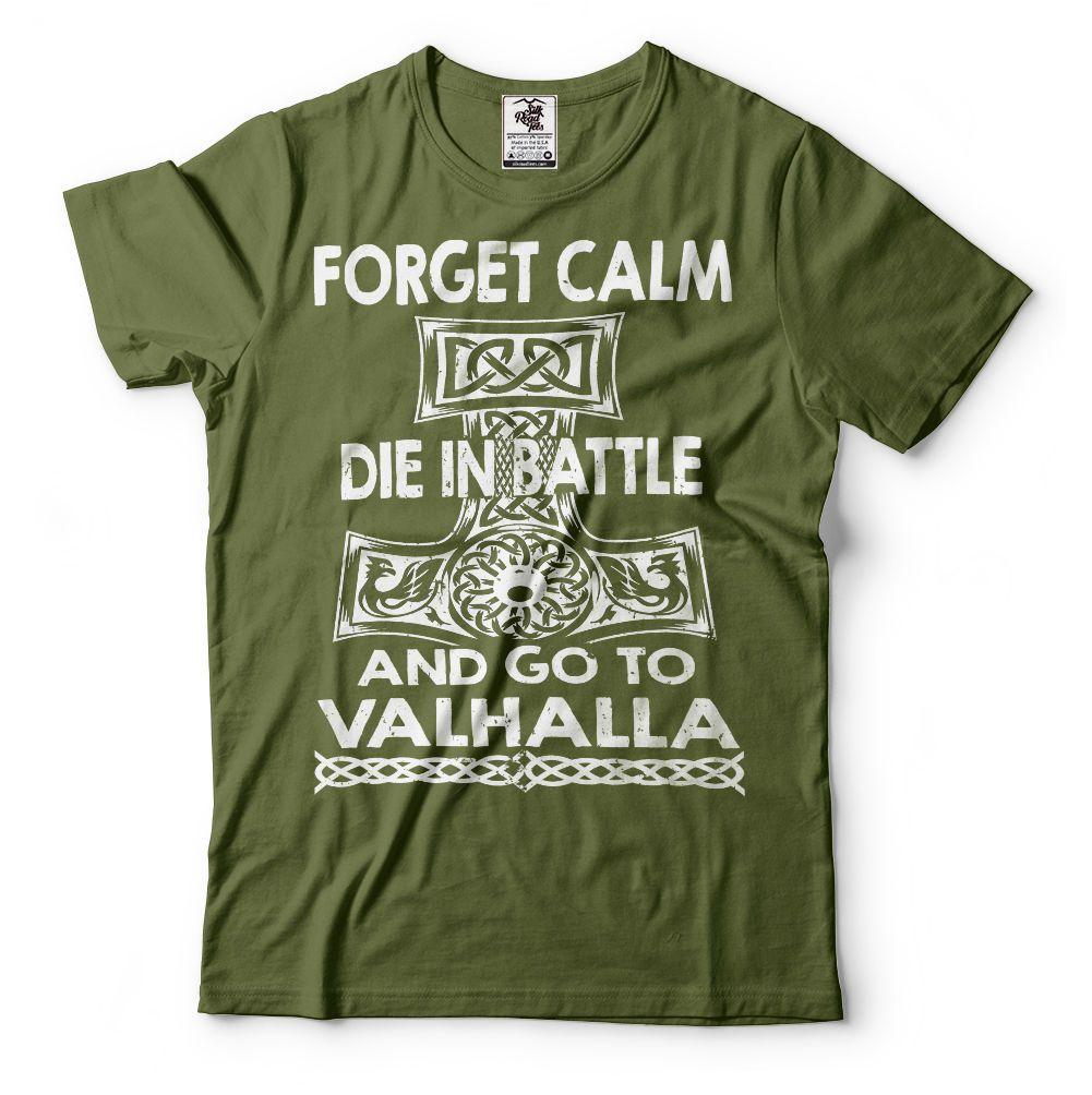 6382633d ... Viking Funny T Shirt Vikings Ragnar Lothbrok Bjorn Norseman Tee T Shirt  Men Popular Custom Short Sleeve Big Size Men'S T Sh Buy T Shirt Designs  Printing ...