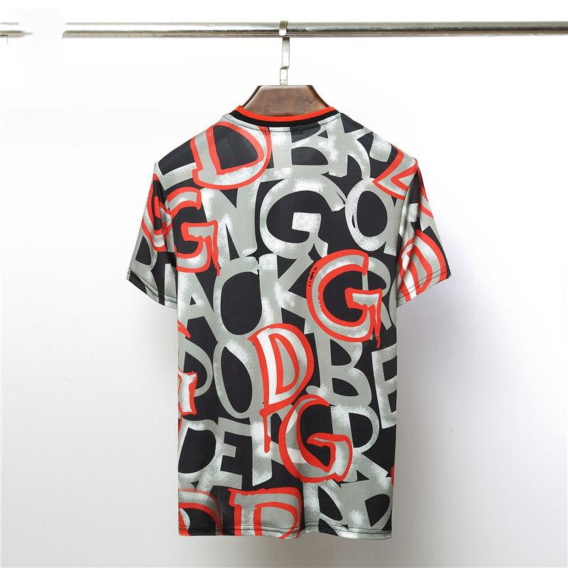 76c6c68a02b6 2019 Mens Designer T Shirt Luxury Men Brand Breathablel Hot Sell ...