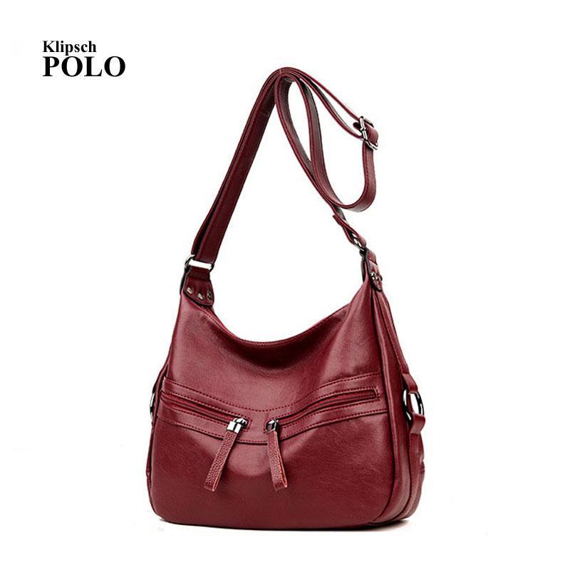 d623c027218c9 Bags For Women 2018 Handbag Bolsos Mujer Crossbody Shoulder Bag Ladies Hand Bolsas  Feminina Borsa Donna Purses Leather Borse Name Brand Purses Overnight ...