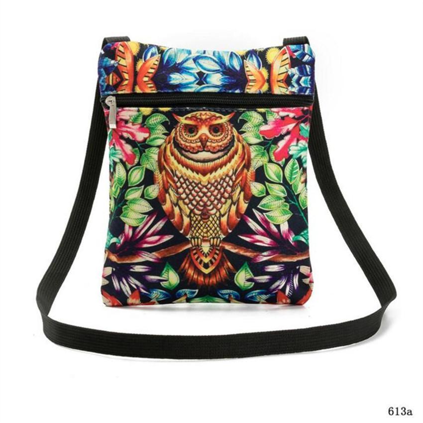 da0681a52dcc Cheap Fashion M556 Cartoon Women Bag Creative Personality Shoulder Bag Cute  Animal Design Owl Printing Ladies Messenger Bags Gift Wholesale Over The ...