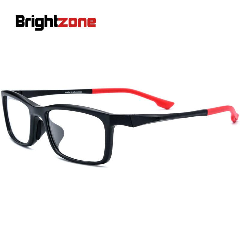362b1e37fad2 Brightzone 2019 New Tr90 Spectacle Frame Motion Glasses Men Women ...