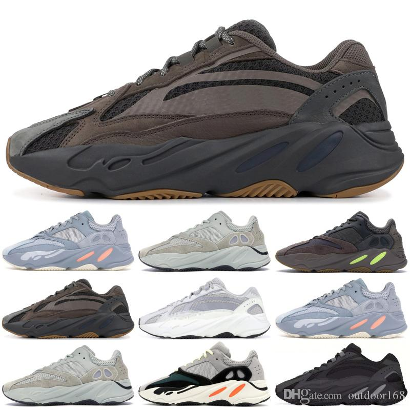 babb5eed0 2019 700 V1 Mauve V2 Static Wave Runner Best Quality Kanye West Running  Shoes Men Women Sports Shoes 2019 Designer Sneaker With Box From  Outdoor168