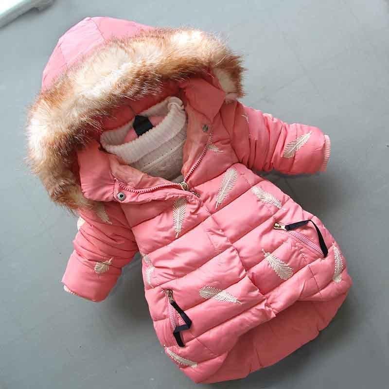 Niñas Versión Abrigo Para 2019 Invierno De Compre Coreana Nueva x6BvpqCq