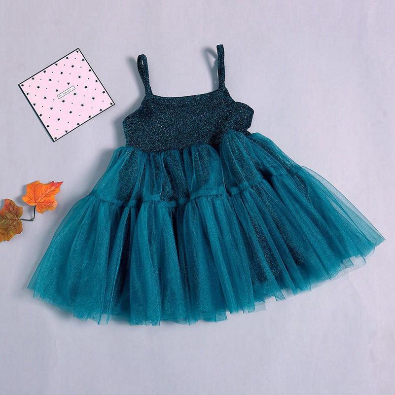 65f9741fdf2a4 2019 Short Frock For Girls Gown Strapless Bling Dress Kids Dresses Princess  Party Ball Gown Children Sparkling Clothing Wear From Nextbest01, ...
