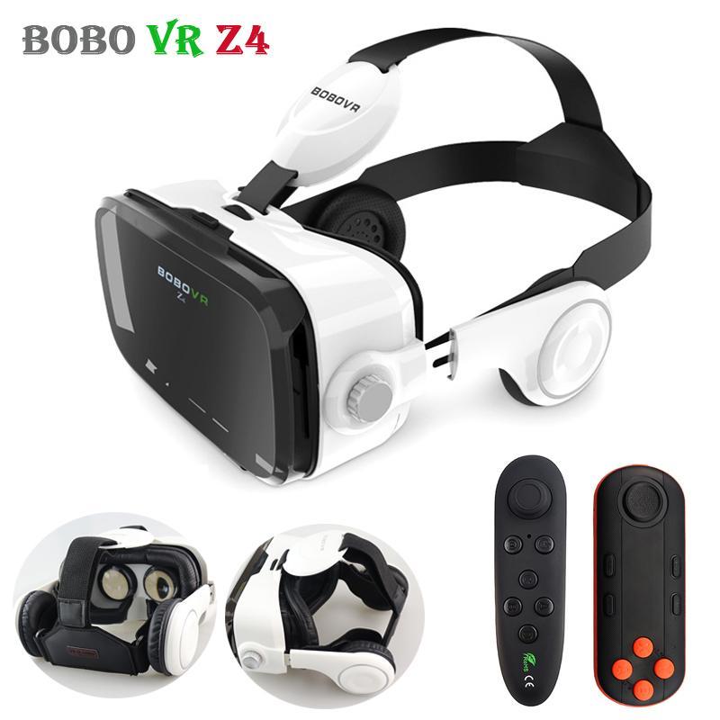 3d Glasses/ Virtual Reality Glasses Virtual Reality Vr Glasses 2.0 Ii 3d Glasses Bobovr Z4 Vr Shinecon Ii 6.0 Helmet 3d Box Video Headset Glasses+bluetooth Remote Consumer Electronics