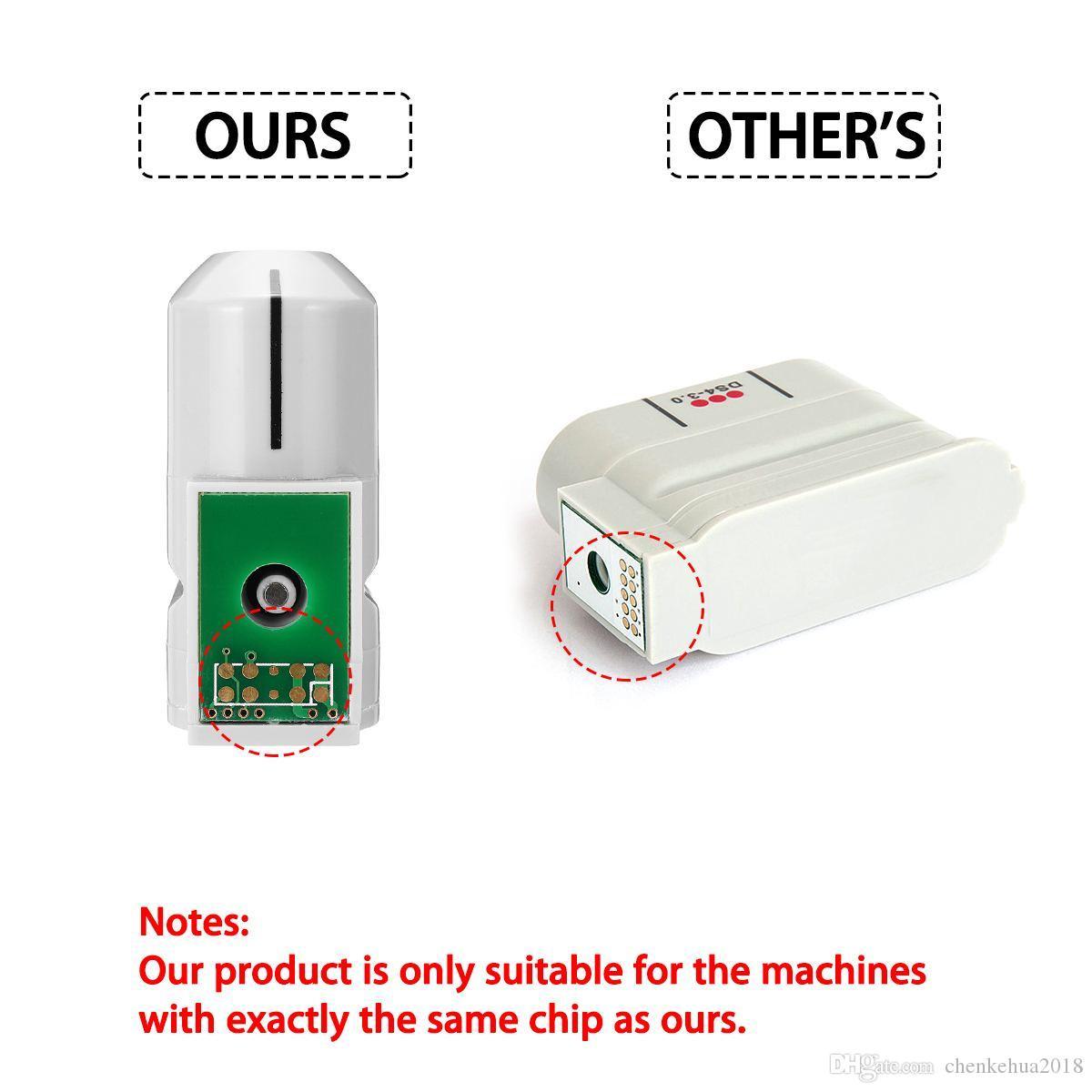HIFU Makinesi Yedek Kartuşları 10000 Çekim Yüksek Yoğunluklu Odaklı Ultrason Yüz Kaldırma Kırışıklık Temizleme Vücut Zayıflama