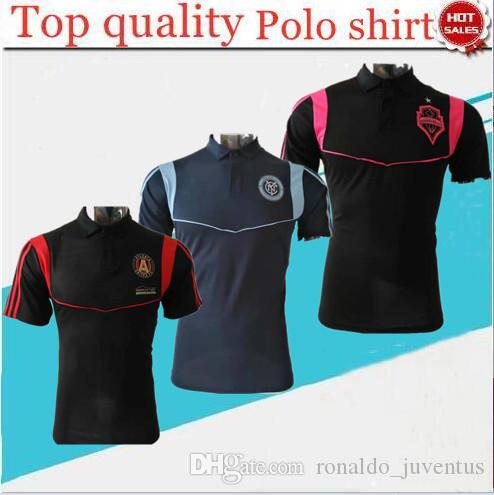 062ef3cc 2019 2019 POLO MLS Multiple Clubs Seattle Sounders Atlanta United Soccer  Jersey 19/20 NY City Soccer Football Uniforms Sport Shirt On Sale From ...