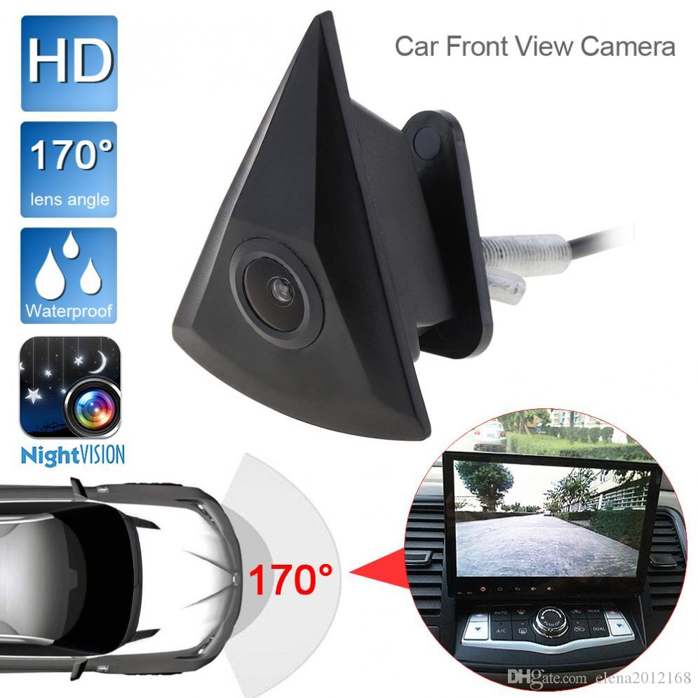 Car Front View Camera for VW Volkswagen GOLF Jetta Touareg Passat Polo Tiguan Bora Waterproof Wide Degree Logo Embedded For VW