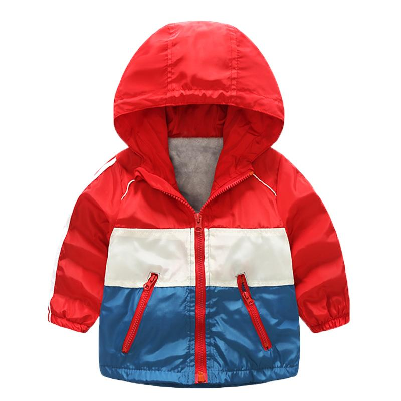 ce9db1e77eb0 Good Quality Kids Boys Coat 2019 Autumn Winter Boys Fashion Jacket ...