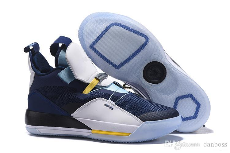 97c7452dc9545c 2019 2019 New Arrival Jumpman 33 XXXIII Sports Basketball Shoes Mens Top  Quality Multicolo Sneakers Designer Trainers 40 46 From Danboss