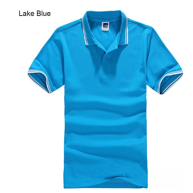 2019new Brand Men's Polo Shirt For Men Desiger Polos Men Cotton Short Sleeve Shirt Clothes Jerseys Golftennis Plus Size Xs- Xxxl Q190426