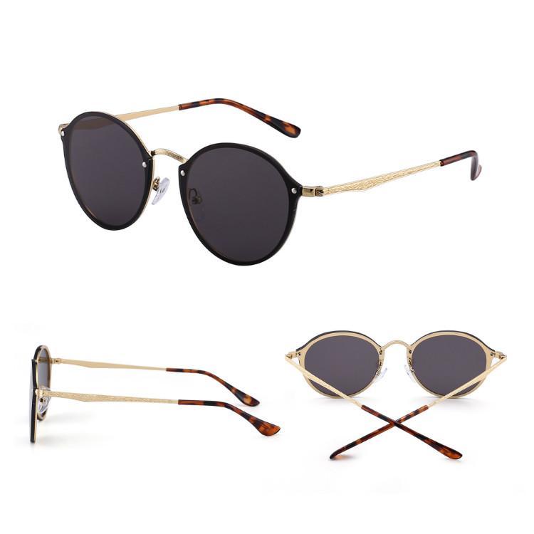 0d3157357f Compre Luxury Gafas De Sol Polarizadas Para Mujer Gafas De Sol De ...