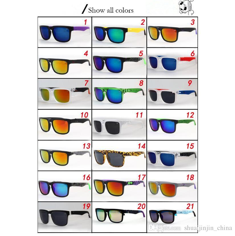 02f6319e4e9 Brand Designer Color Film Sunglasses Unisex Outdoor Sports Sunglass Full  Frame Eyewear UV400 Protection Goggles CCA11210 Sunglasses Uk Polarised  Sunglasses ...