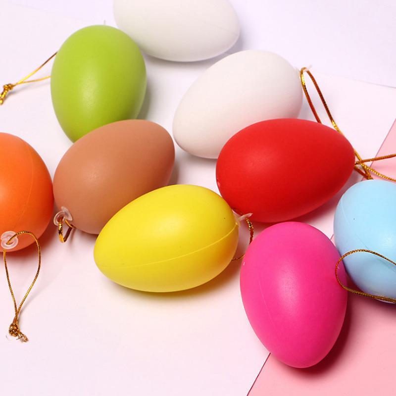 Satın Al 50 Adet 46 Cm Plastik Paskalya Yumurta Kalıp Boyalı