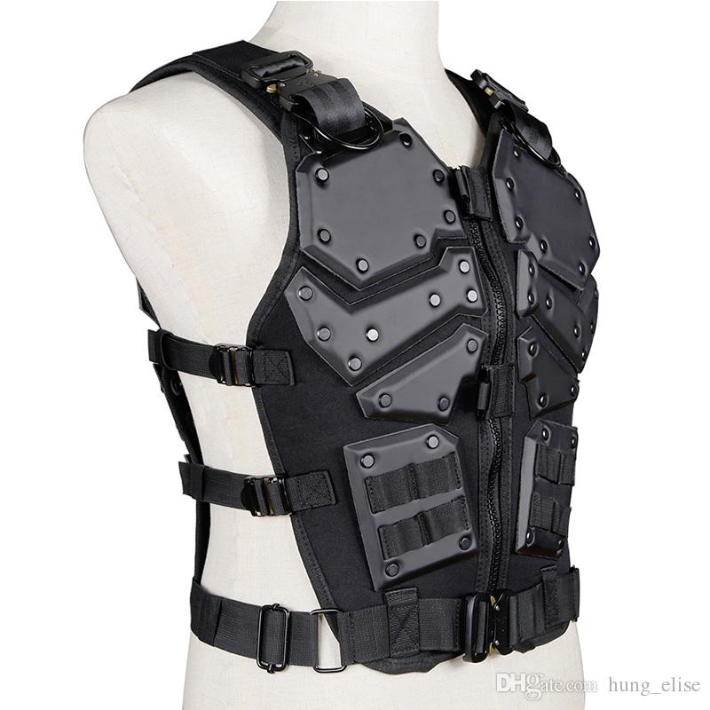 Magazine Tactical Vest Tactique Without Chaleco Armor Clothing Gilet Combat Outdoor Hunting Paintball Airsoft ikOPuZwTlX