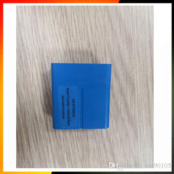 2018 MB NTG5 S2/NTG5 S1 forMercedes MY2018 W205 C-class and W253 GLC class  for CarPlay and Androidauto Activation via OBD2