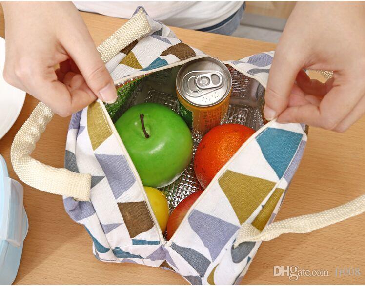 Borse termiche di plastica delle donne dei sacchetti termici isolati portatile del latte per l'alimentazione dei bambini