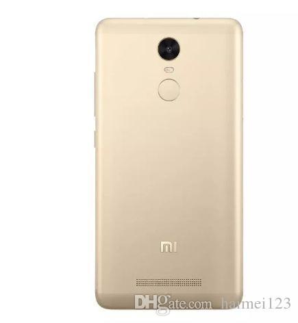 Smartphone Chine Nouvel Original Xiaomi Redmi Note 3 Pro Scanner Dempreintes Digitales Octa Core MTK6795 3G 4G LTE Touch ID Go 32 55 Pouces 1920
