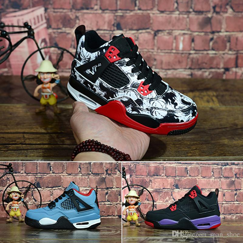 3a3a75fd533f65 2019 High Quality 4s Laser Air Sale Retro 2019 J4 Mens Basketball Designer  4 Laser Cloud Go Raptors Shoes For Men Casual Sports Sneakers From  Man shoe