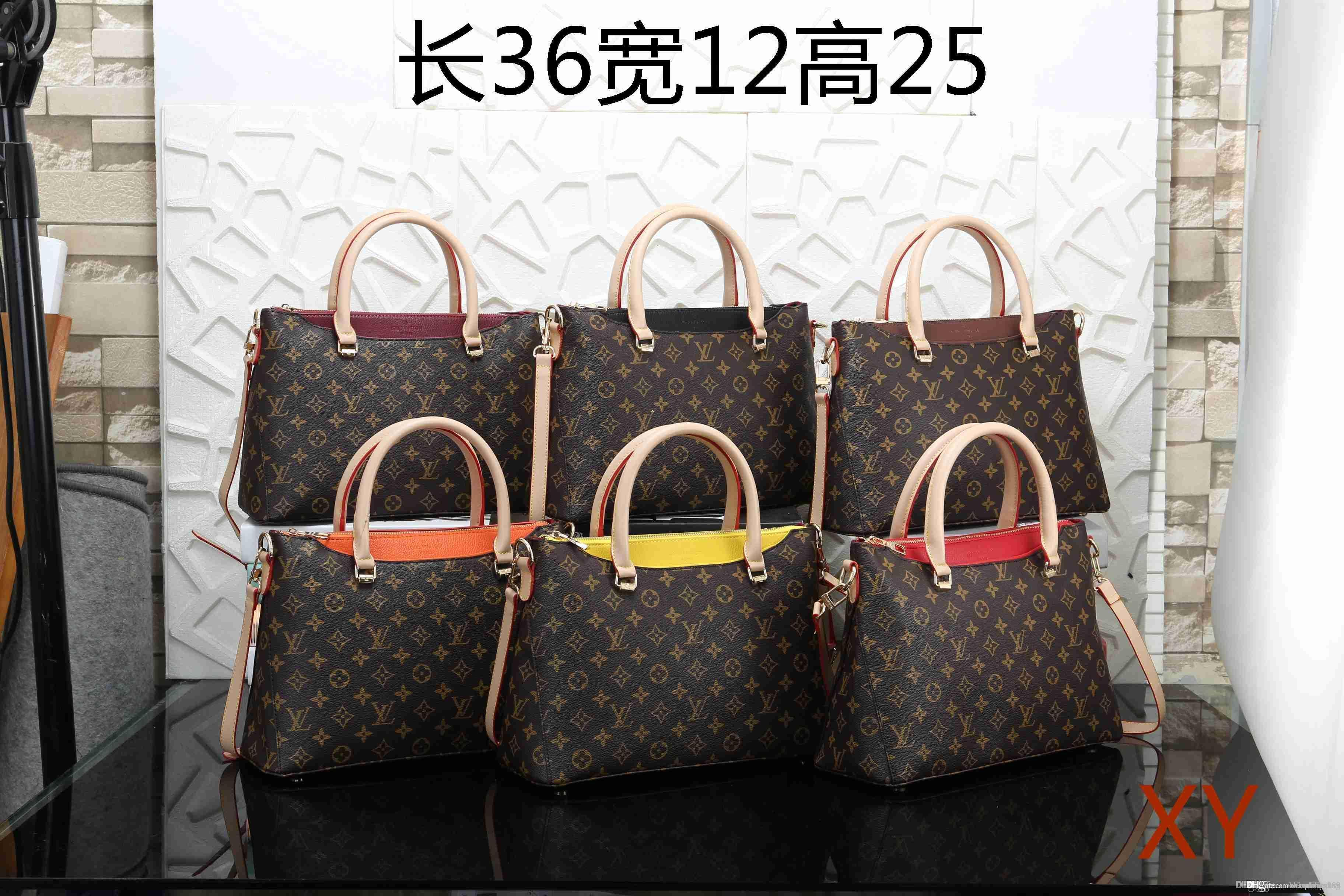287cc214dd48 MK 00001 XY NEW Styles Fashion Bags Ladies Handbags Designer Bags Women  Tote Bag Luxury Brands Bags Single Shoulder Bag Online with  41.15 Piece on  ...