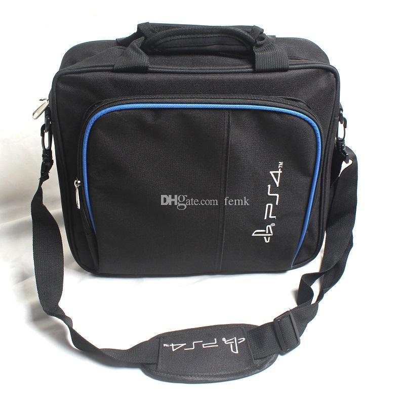 bddb9b881 Compre Bolsa De Viaje De Almacenamiento Bolsa De Transporte Funda  Protectora Bolsa De Protección Bolso Para PlayStation 4 Para PS4  Controlador De Consola ...