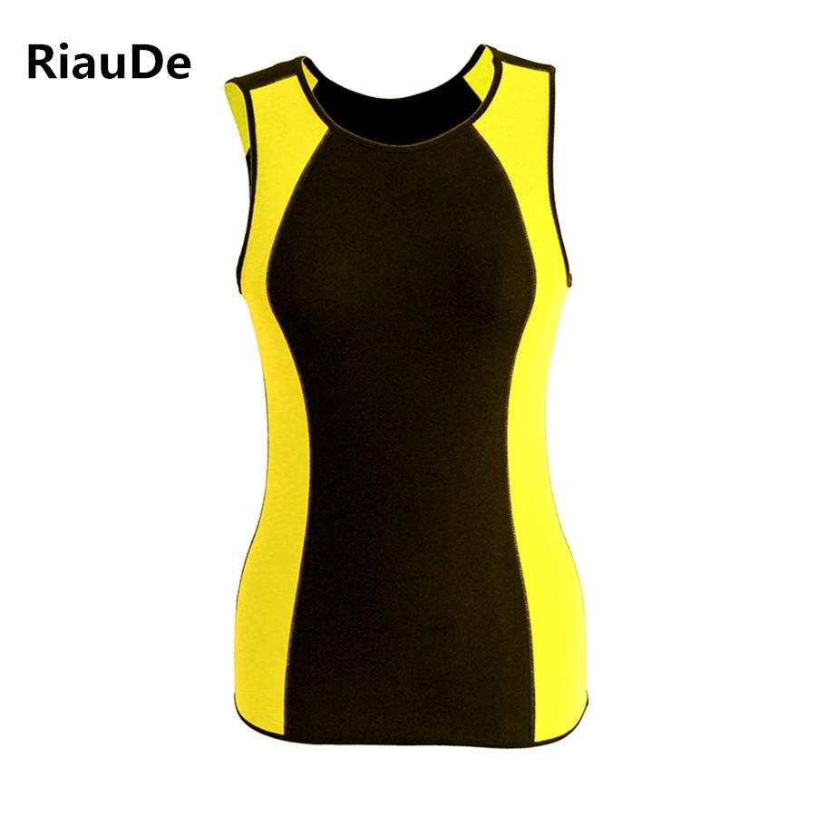 93f90e144cf 2019 2019 Women Hot Body Shapers Vest Slimming Vest Waist Trainer Trimmer  Thermo Sweat Corset Tummy Control Fitness Sauna Weight Loss From Goddard