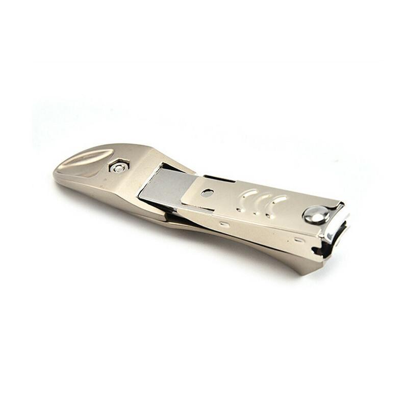 Clipper Cutter Trimmer Scissor manicure dell'acciaio inossidabile Strumento Pedicure pratica Nailclippers Pet universale Nail Protable