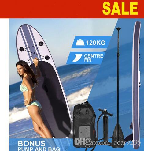 5c3ceb62f Compre Gofun 335 76   15 Cm Stand Up Paddle Surf Board Inflável SUP ...