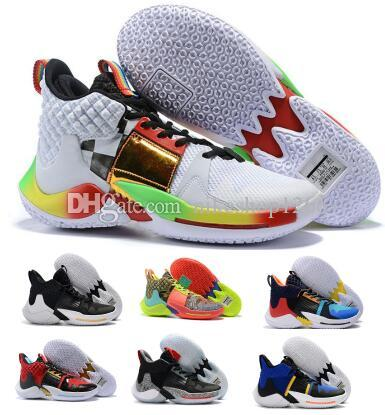 138e51025e04 Russell Westbrook 2 Why Not Zer0.2 Mens Basketball Shoes Sneakers 2019 Own  The Game Chaos Future Pink Designers Basket Ball Luxury Shoes Basketball  Shoes ...