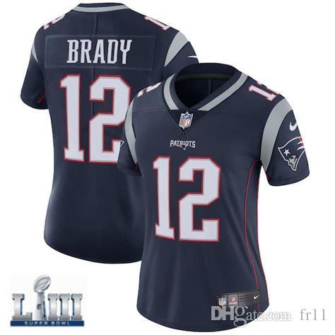 2019 Tom Brady Jersey Pro Super Bowl LIII New England Rob Gronkowski  Patriots Julian Edelman Custom American Football Jerseys Personalized Tom  Brady Jersey ... 7754be0e9