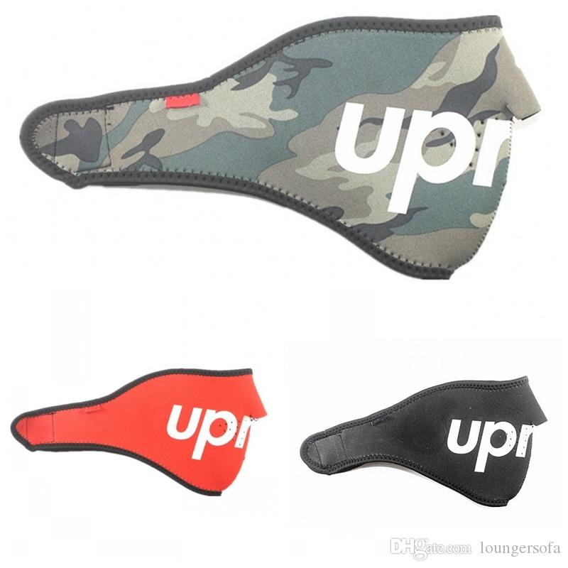 Keep Warm Bicycle Masks Sup Brand Men And Women Fashion Windbreak Night Running Camouflage Red And Black Fold Hot Sale 6cqI1