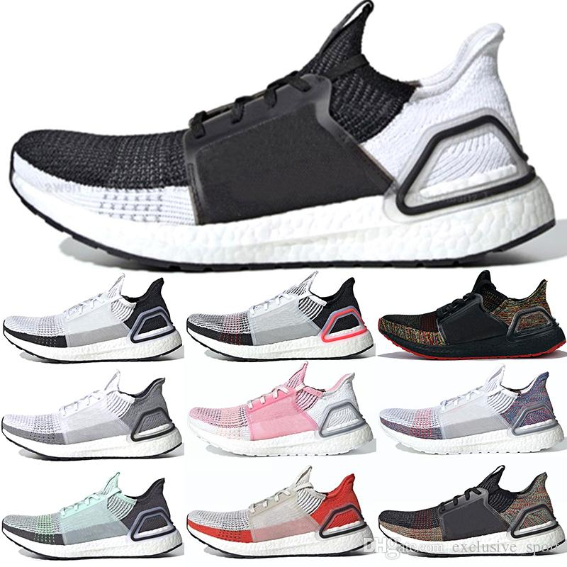 3eb4dcb5f Ultra 19 Mens Women Running Shoes UB 5.0 Laser Red Dark Pixel Core Black  Refract Oreo Men Sport Sneaker Cheap Size 36 47 Shoe Shopping Trainers Shoes  From ...