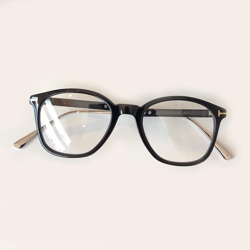 c5ed66303e5e 2019 Women Eyeglasses Frame 2018 High Quality Optical Glasses Brand  Designer Top Small Frame Reading Glasses Square Retro From Taihangshan