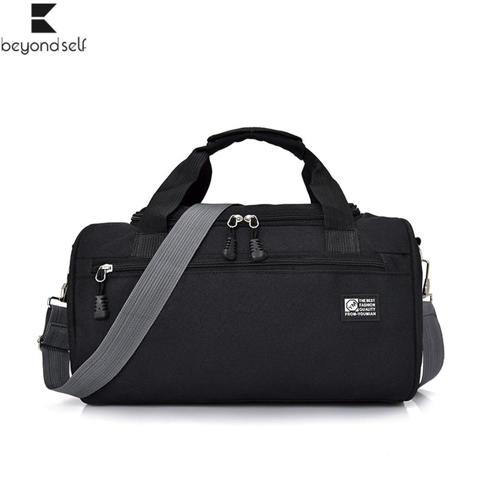 Sports Bags For Gym Women Men Fitness Bag Waterproof Cylinder One Shoulder Outdoor Sport Bag Swimming Travel Package Handbag