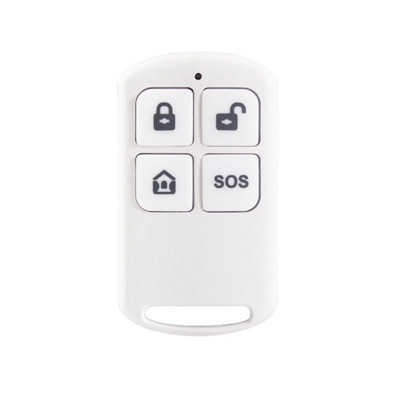 433MHZ Wireless Remote Controller for our PG103 PG168 Home Security WIFI GSM Alarm System