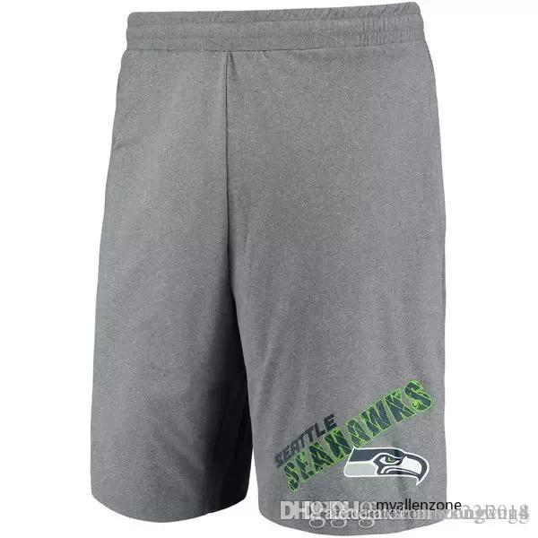 8342a765dfd Seattle Seahawks Oakland Raiders Philadelphia Eagles Pittsburgh Steelers  San Francisco 49ers Concepts Sport Tactic Lounge Shorts Heathered G Online  with ...