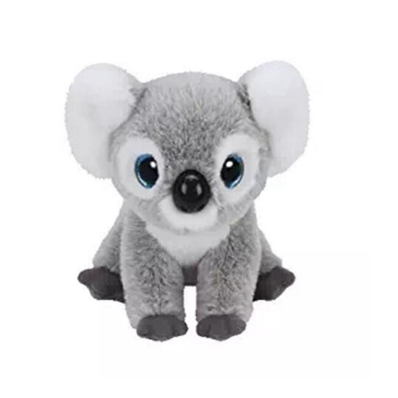 74823f7c692 TY Beanie Boos Koala Beanie Babies Plush Stuffed Doll Toy Collectible Soft  Big Eyes Plush Toys Online with  41.63 Piece on Banbue s Store