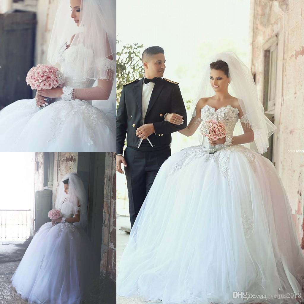 Vestidos de novia recientes