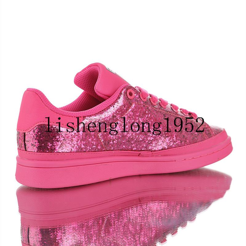 3eda2ebb6fa Compre New Stan Smith Mujer Shock Pink W Zapatos Low Originals ...