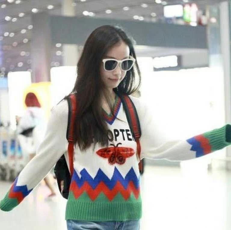 47684784721 Fashion Knit Tops Autumn Winter Sweater Women s Butterfly Letter ...