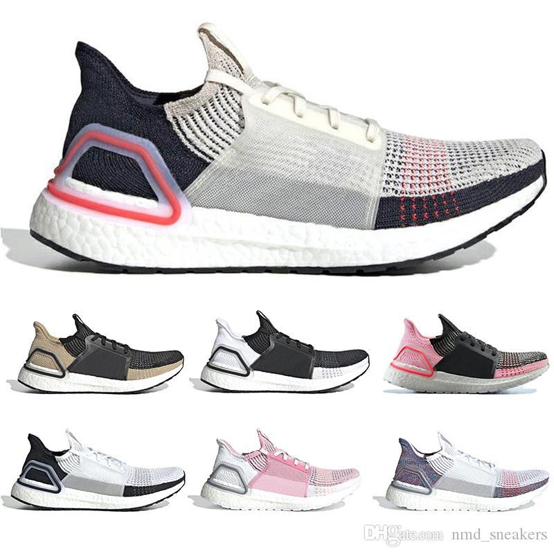 14dce024ce0c0 Compre 2019 Fashion Ultra Boost Ultraboost 19 Zapatillas De Running Para  Hombre Mujer Oreo REFRACT True Pink Para Hombre Entrenador Zapatillas  Deportivas ...